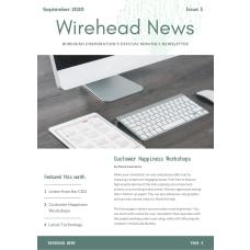 Custom Company Newsletter