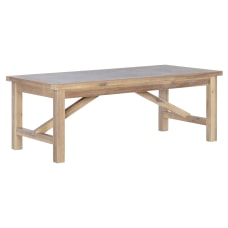 Linon Hanover Coffee Table 18 H