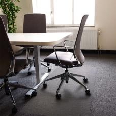 Floortex Ultimat Polycarbonate Rectangular Chair Mat