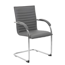 Boss Office Products Ribbed Side Chairs