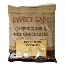 Sweet Cafe Cappuccino English Toffee 32