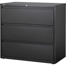 Lorell 42 W Lateral 3 Drawer