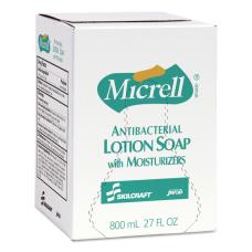 SKILCRAFT GOJO Antibacterial Lotion Soap Refills