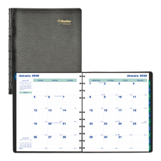 Blueline Miraclebind 17 month Planner Twin