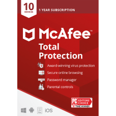 McAfee Total Protection For PC or