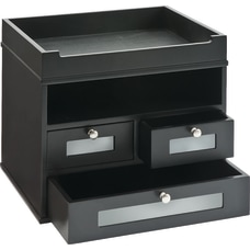 Victor Midnight Black Collection Tidy Tower