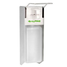 Alpine Wall Mount Hand Sanitizer Dispensers