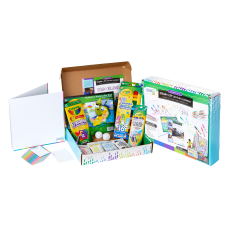 Crayola creatED STEAM Family Engagement Kit