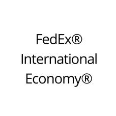 FedEx International Priority Shipping