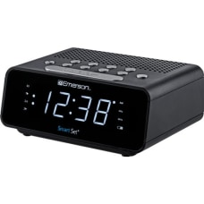 Emerson SmartSet ER100101 Desktop Clock Radio