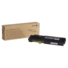 Xerox High Yield Toner Cartridge Yellow