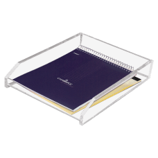 Kantek Single Letter Tray 2 12