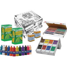 Prang Power Teacher Supply Kit ClassRoom