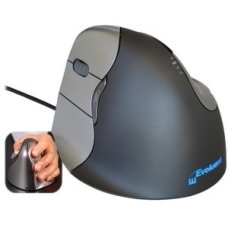 Evoluent VerticalMouse Left Hand Optical Mouse