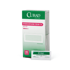 CURAD Hydrocortisone Cream 005 Oz Foil