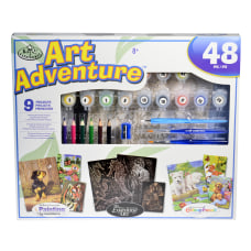 Royal Langnickel Art Adventure Super Value