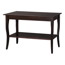 Linon Derora Console Table With Shelf