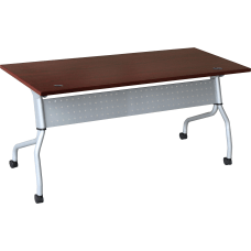 Lorell Flip Top Training Table 72