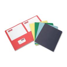 SKILCRAFT Double Pocket Portfolios 30percent Recycled