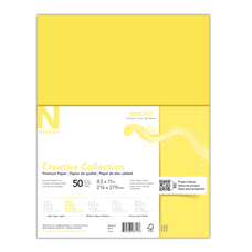 Neenah Creative Collection Bright Specialty Paper
