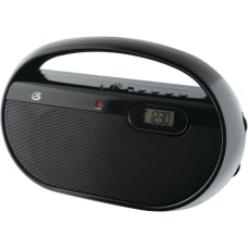 GPX AMFM Portable Radio DLL LCD