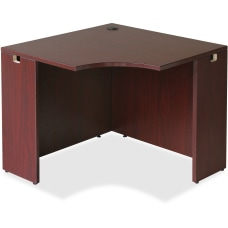 Lorell Essentials Series Corner Desk 36