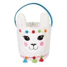 Amscan Plush Llama Easter Baskets 7