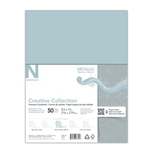 Creative Collection Metallic Specialty Card Stock
