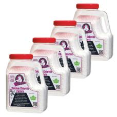 Bare Ground Calcium Chloride Pellets 7