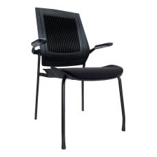 Koplus BodyFlex Fabric Guest Chairs Midnight