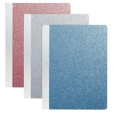Office Depot Brand Glitter Composition Book