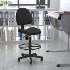 Flash Furniture Ergonomic Adjustable Drafting Chair