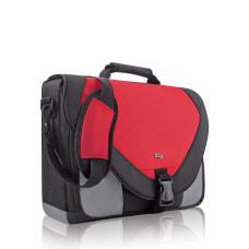 Solo ClassicMessenger Bag Red