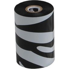 Zebra Ribbon Black