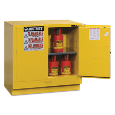 Yellow Undercounter Cabinets Self Closing Cabinet