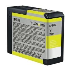 Epson T5804 T580400 UltraChrome K3 Yellow