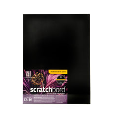 Ampersand Scratchboard 12 x 16