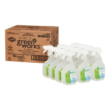 Green Works Natural GlassSurface Cleaner Original