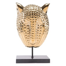 Zuo Modern Tiger Mask Sculpture 17