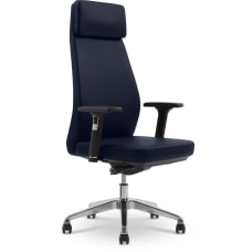 StyleWorks NYC Ergonomic Faux Leather High
