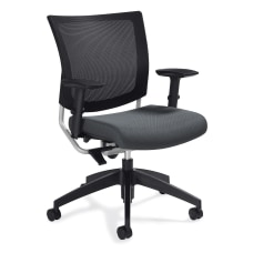 Global Graphic Mesh Back Task Chair