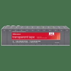 Office Depot Brand Transparent Tape 1