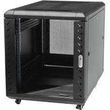 StarTechcom 15U Server Rack Cabinet Includes