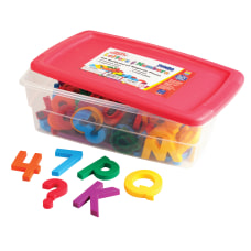 AlphaMagnets MathMagnets Jumbo Assorted Colors Pack