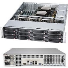 Supermicro SuperStorage 6028R E1CR12N Barebone System