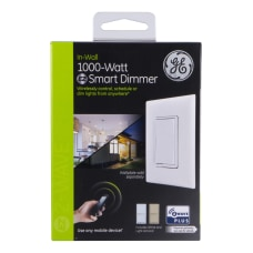 GE Z Wave Plus In Wall