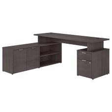 Bush Business Furniture Jamestown L Shaped