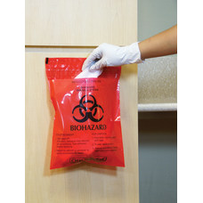 Unimed Stick On Biohazard Infectious Waste