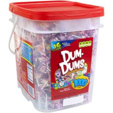 Dum Dum Lollipops Assorted Flavors 172
