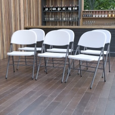 Flash Furniture Hercules Folding Chairs Set